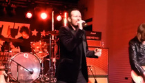 Scott Weiland -- Butchers 'Vasoline' ... Swears No Drugs Involved