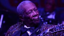 B.B. King Dies -- Blues Guitar Legend Dead at 89