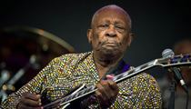 B.B. King -- Daughter Claims Elder Abuse ... Police Called