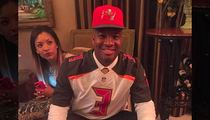 Jameis Winston -- Backtracks After Crab Leg Pic ... 1st NFL Blunder?!