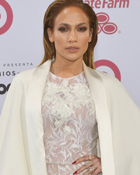 See Jennifer Lopez's Sheer, Show-Stopping Look at the Billboard Latin Music Awards