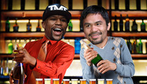 Mayweather vs. Pacquiao -- The Drinking Game