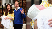 William and Kate's New Daughter -- Welcome, Whatever Your Name Is (VIDEO)