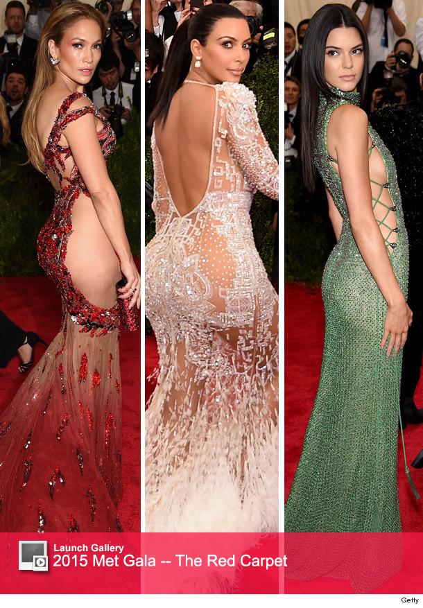 Kim Kardashian La Fashion Awards