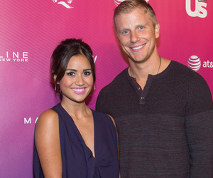 """Bachelor"" and ""Bachelorette"" Couples --"