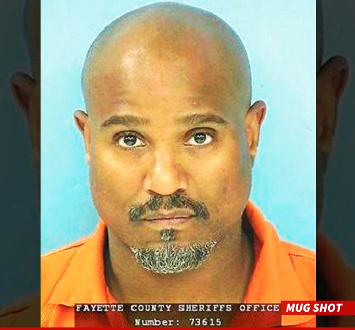 Seth Gilliam Arrested For DUI