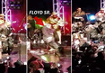 Floyd Mayweather's Dad -- FALLS HARD ... At Pre-Fight Dance Party