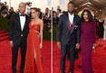 Derek Jeter & Dwyane Wade -- Tuxedo Battle ... At Met Gala