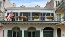 Brad Pitt & Angelina Jolie -- Selling New Orleans Mansion ... Big Easy Future Unclear