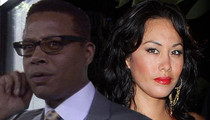 Terrence Howard -- Here's How My Ex-Wife