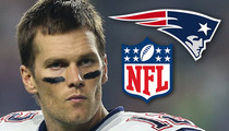 Wells Report -- Patriots, Tom Brady Cheated ... In Deflat