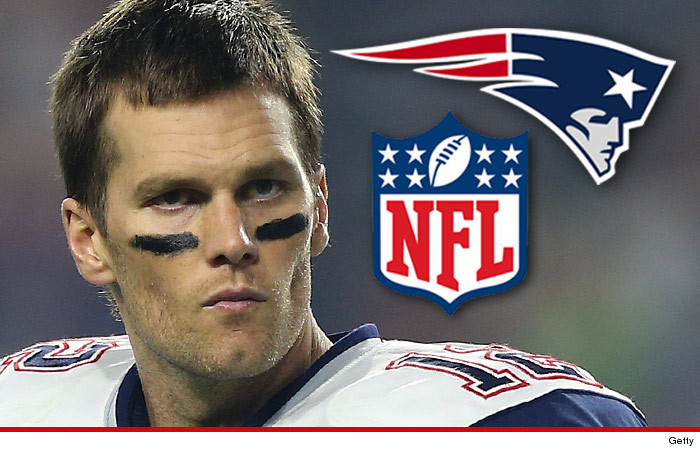 Patriots Quarterback Tom Brady - NFL
