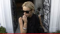 Lindsay Lohan -- Your Honor, I Didn't Do My Community Service Because ....