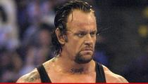 Wrestling Tragedy -- Man Kills Toddler ... Imitating 'Undertaker' Slam