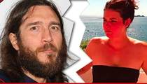 Red Hot Chili Peppers' Guitarist -- John Frusciante Shredding Again ... This Time It's His Marriage