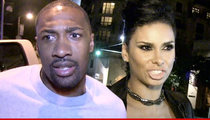Gilbert Arenas -- Fires Back at Laura Govan ... Hell Yes I Took Your Ring Back!