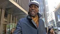 NBA's John Salley -- Rips Tom Brady's Ball Deflator ... He's a Bitch!!!