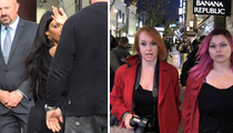 Kim Kardashian -- Even Protesters Buy My New Book (VIDEO)