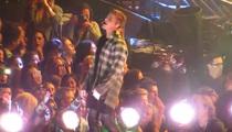 Justin Bieber's Triumphant Return on Stage ... Kanye, Kris, Hailey Cheer Him On (VIDEO)