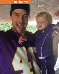 Josh Duhamel on Adorable Son Axl: As He Grows Up, I Start to See More of Me In Him