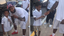 The Game -- It Pays to Be His Fan ... Cold Hard Cash! (PHOTO)