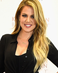 Look Out, Kim! Khloe Kardashian Flaunts Her Famous Booty in Skintight Dress