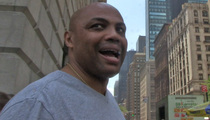 Charles Barkley -- Sounds Off On Tom Brady ... Fantasy Value Takes a Hit