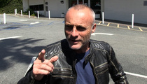Jane Fonda Co-Star Timothy V. Murphy – She's a Legend ... At Sucking Face!