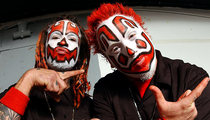Insane Clown Posse -- DUI Case Sinks National Tour