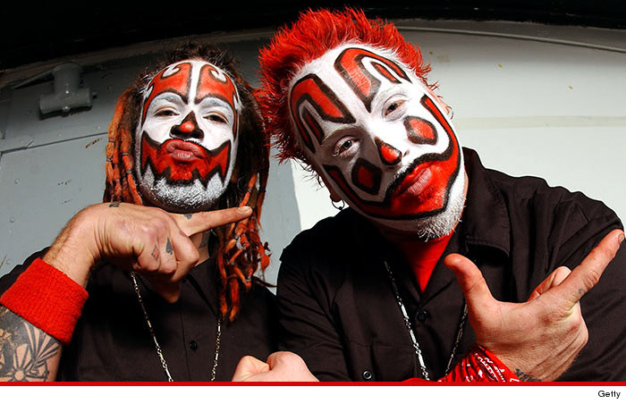 Insane clown posse without