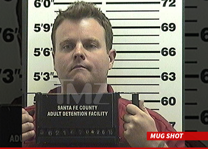 Actor hit with DUI: Adam Bartley DUI