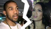Orlando Scandrick & Draya -- IT'S OVER ... End 2 Year Relationship