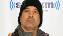 Scott Stapp Reveals He Has Bipolar Disorder -- Says He's 'Lucky to be Alive!'