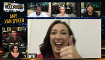 Olympian Amy Van Dyken -- Standing On My Own ... 'Biggest Accomplishment Of My Life'