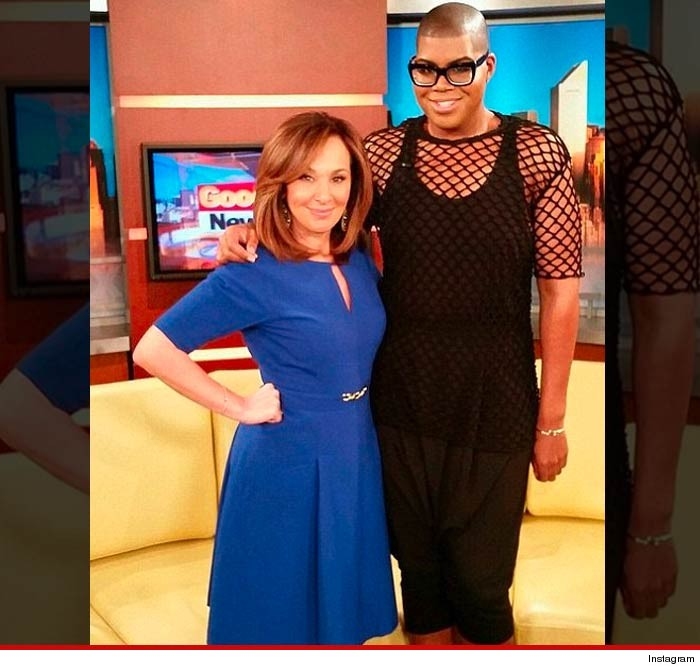 Magic Johnson's Son -- Half The Man I Used to Be ... Drops 100+ Pounds!!!