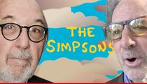 'The Simpsons' -- It's NOT Over  ... Producers and Harry Want to Make it Work