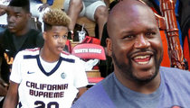 Shaq's Son Shareef -- He'll Be Just As Good As Dad ... Says AAU Coach