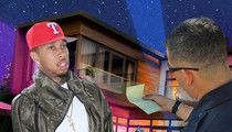 Tyga -- A Landlord's Nightmare ... Parties Himself Into Thousands In Fines
