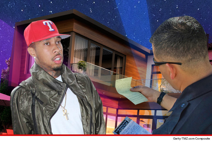 0514-tyga-house-party-fines-fun-art-TMZ-GETTY01
