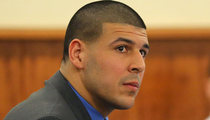 Aaron Hernandez -- I Didn't Take Pleasure In Odin Lloyd's Death