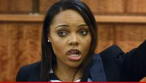 Aaron Hernandez Fiancee -- Perjury Charge Dropped ... After Helping Convict NFL Star