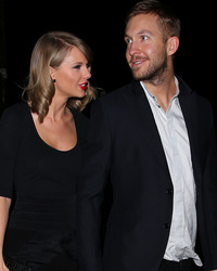 Taylor Swift & Calvin Harris Look Head Over Heels for Each Other on Cute Date Night