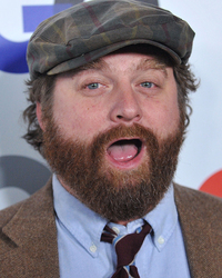 zach galifianakis 2017