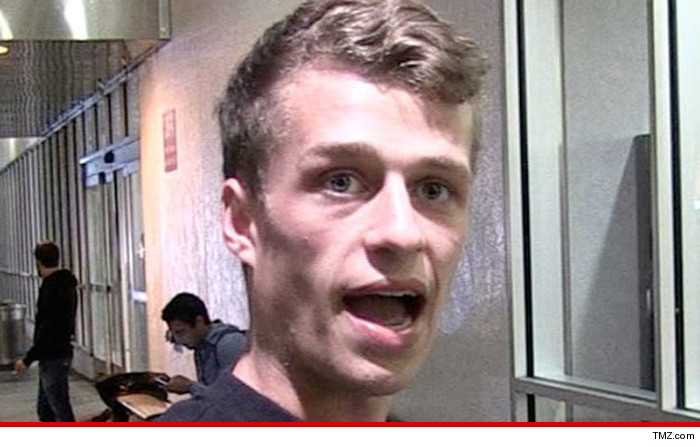 Paris Hilton Conrad Hilton As we previously reported  Conrad Hilton -- Checked Into Rehab After Mid-Flight Tirade Paris Hilton's Brother -- Arrested for Going Berserk On Plane ... 'I Will F**king Own You Peasants' Conrad Hilton Arrested -- Behind Bars After Weed Arrest