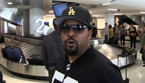 Ice Cube -- Disses Clippers ... Lakers Still Rule L.A.