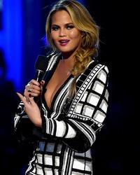 Dueling Dresses: Chrissy Teigen vs. Kim Kardashian