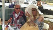 Big Ang & George Hamilton -- Please, Take My Husband … I'll Take Your Divorcee