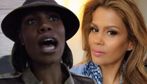 Omarosa Rips 'Real Housewife' -- Back Off, Bitch ... I'm Working This Corner!
