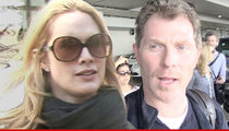 Bobby Flay's Estranged Wife -- He's Rich Becau