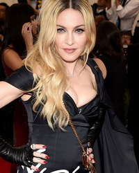 Madonna Dyes Her Hair Pink -- See Her Bright New Ombre 'Do!